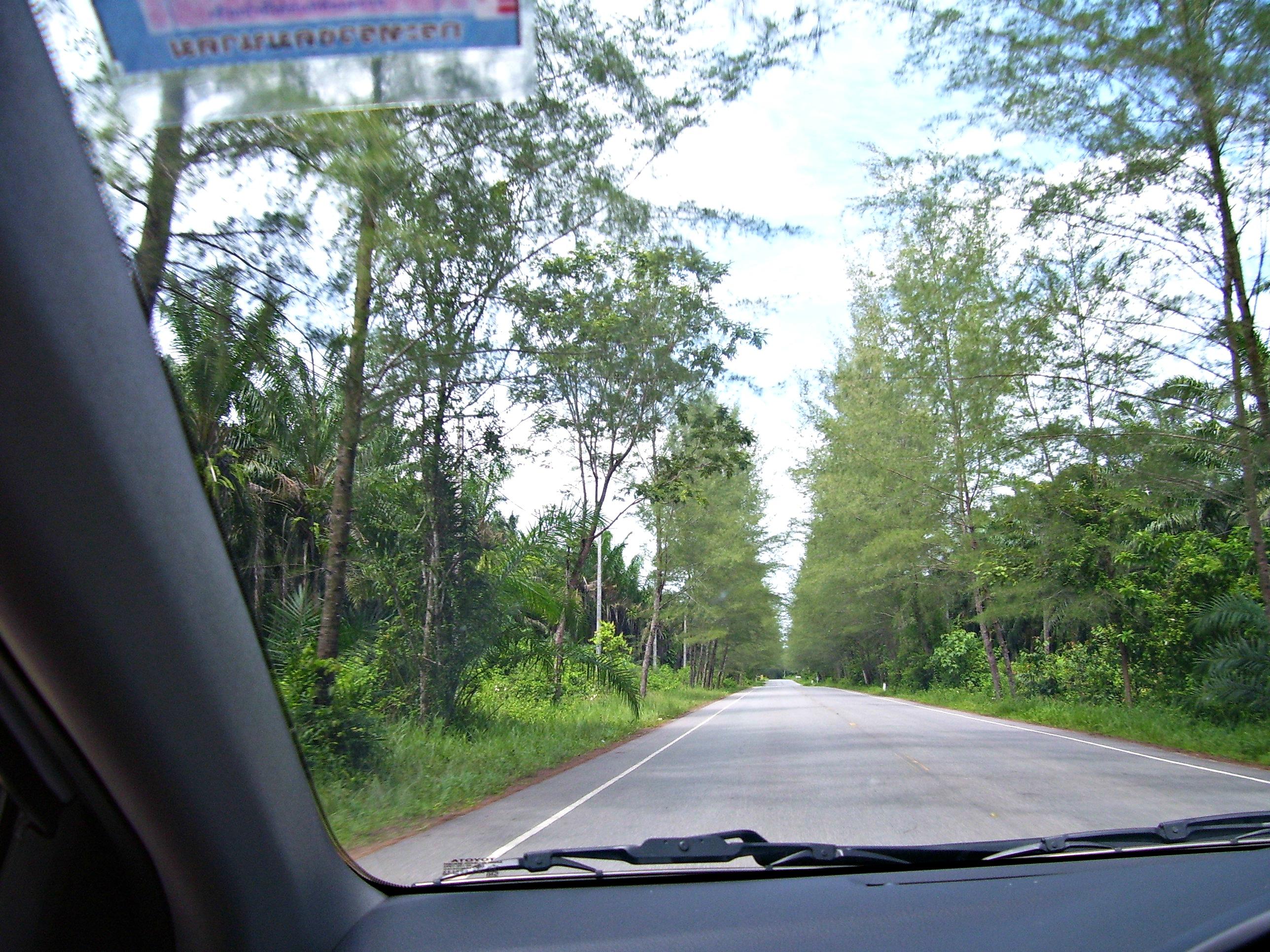 Ko Lanta to Phuket road trip