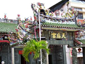 Check out the Hainan Temple when you visit Penang.