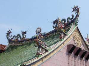 Visit Penang to see how the Kongsi Clan Temple is as georgeous on the inside as out.