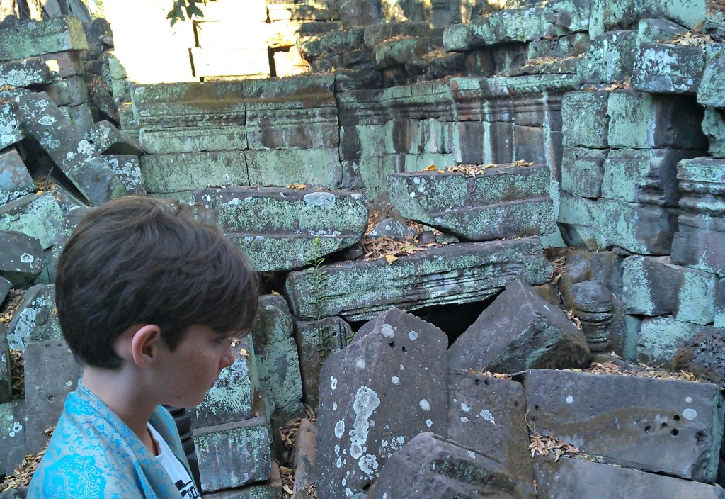 Cambodia holidays: beautiful ruins
